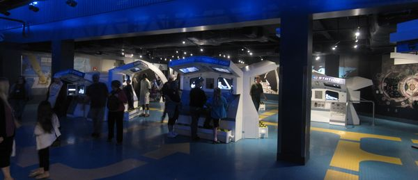 Simulator-panorama